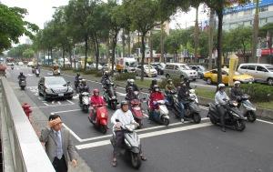 Taipei Scooters 1