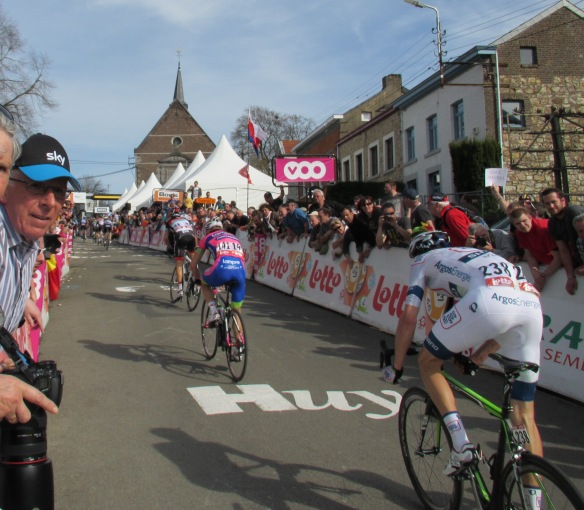 Elite men Mur de Huy