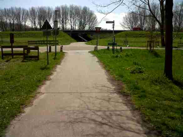 Almere cycling