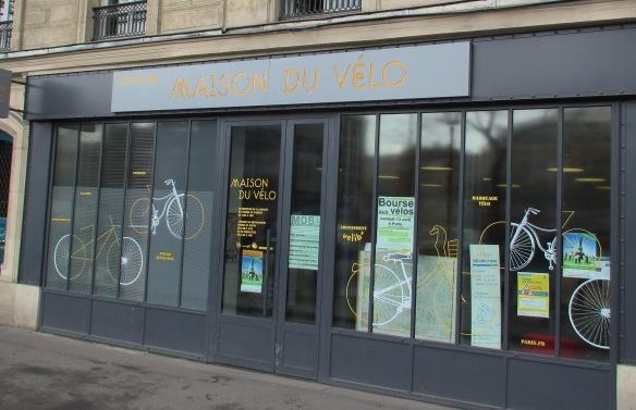 Maison du Velo Paris