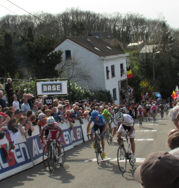 minor places Fleche Wallonne