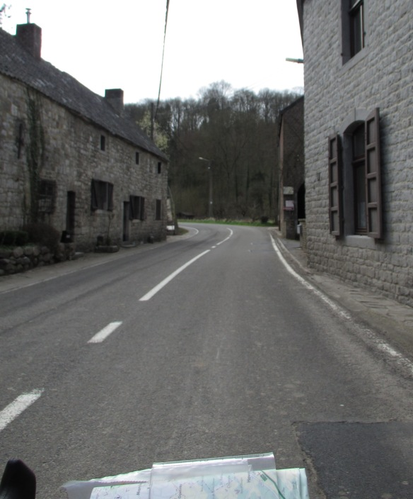 Ardennes stone cottages