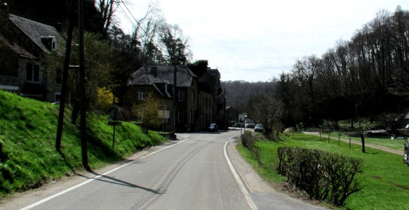 Cycle touring Wallonia