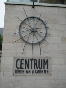 Tour of Flanders centre