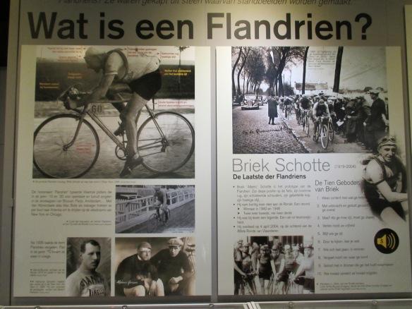 Tour of Flanders Museum Oudenaarde