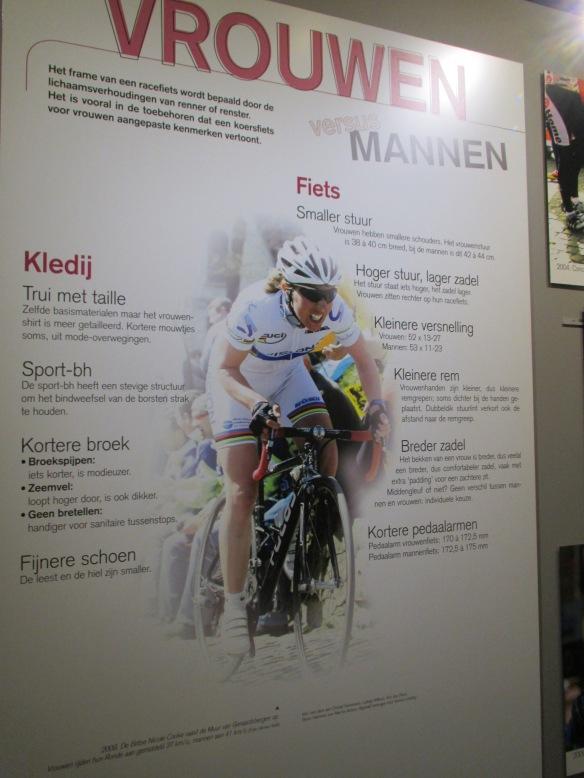 Nicole Cooke Tour of Flanders