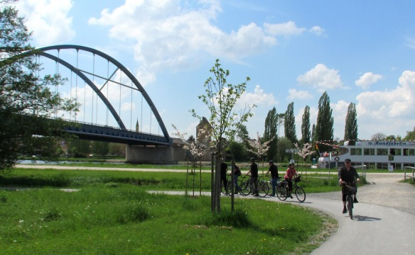 Cycle touring Germany