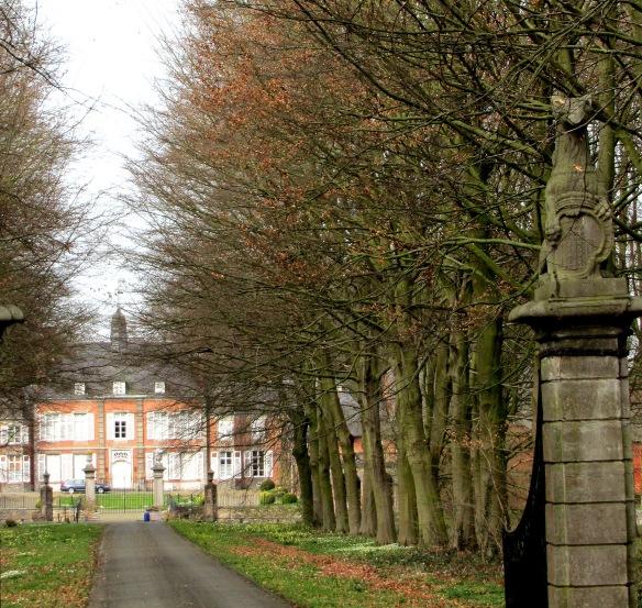 Wallonia Manor house
