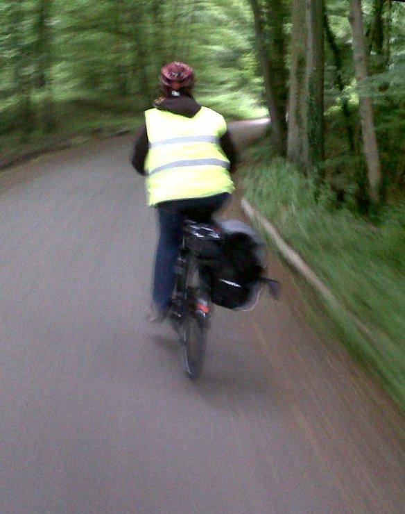 E bike Foret de Soignes