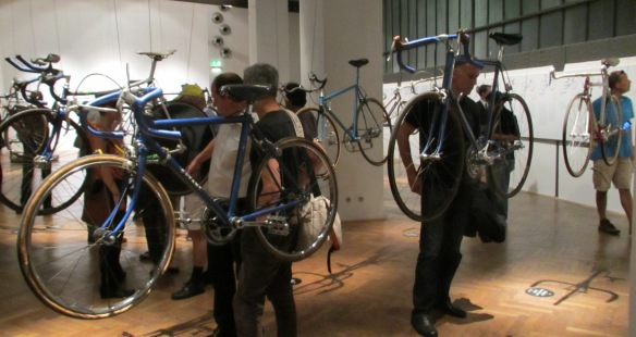 Gitane cycles Embacher collection