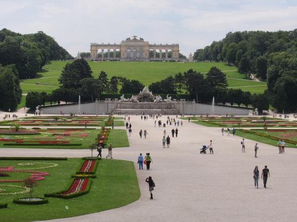 Gloriette Schonbrun Vienna