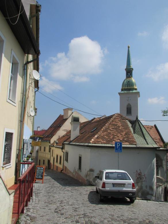Bratislavský hrad Slovakia