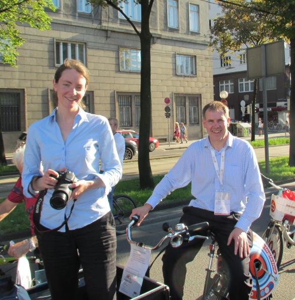 Radcorso Vienna Photography team