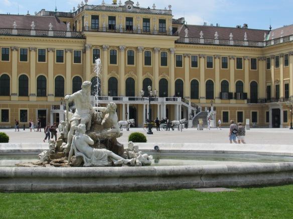 Schonbrun Palace Vienna