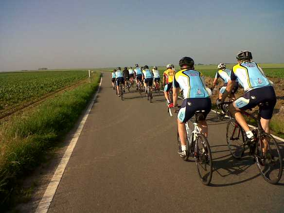 Cycling Ottignies Brabant Wallon