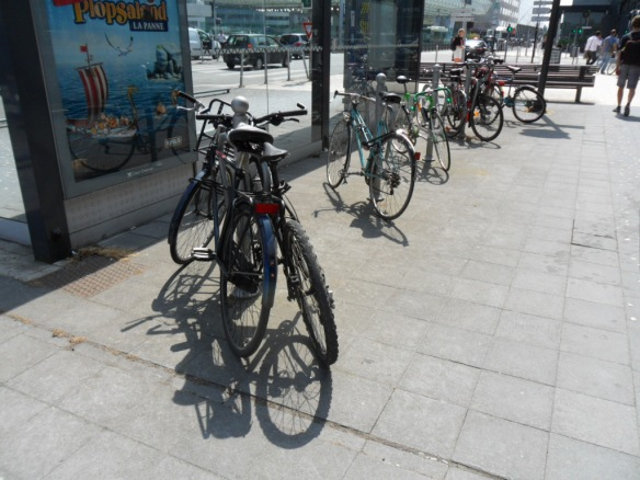 Cycle Parking Gare Lille Europe