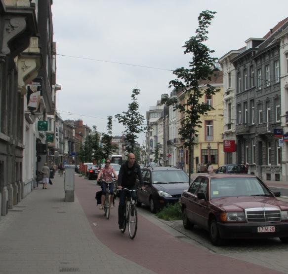 Cycling Infrastructure Ghent
