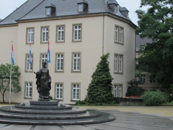 Duchesse Charlotte Luxembourg