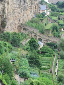 Luxembourg Casement Gardens