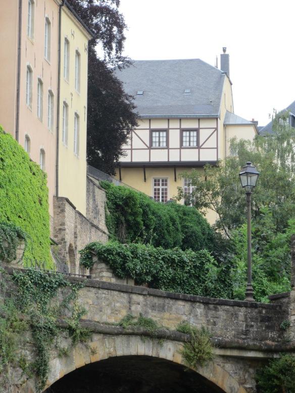 Luxembourg Chemin de la Corniche