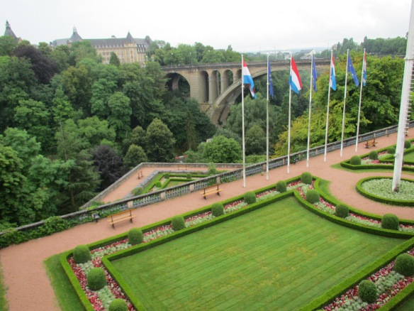Luxembourg Constitution Square View (2)