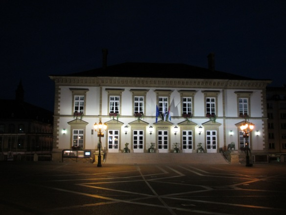 Luxembourg Hotel de Ville
