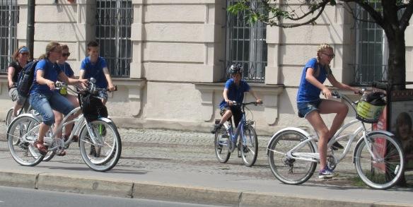 Cycling Salzburg Austria