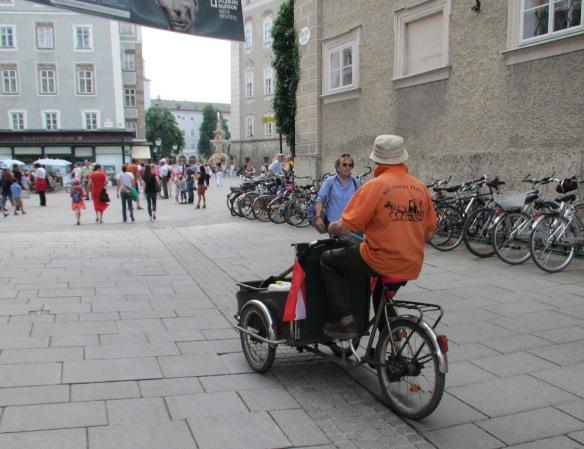 Salzburg Altstadt Austria