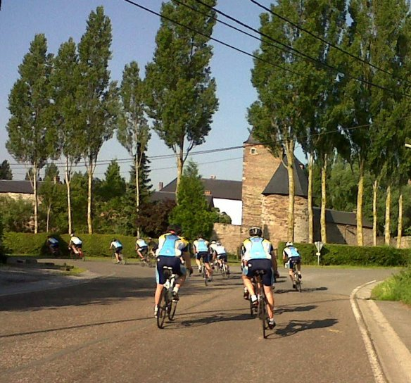 Wallonia Cycle Touring