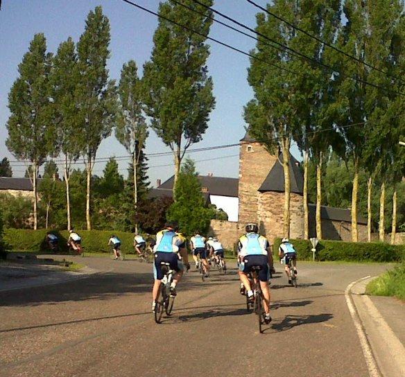 Wallonia Cycle Touring