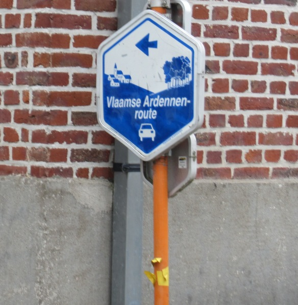 Vlaamse Ardennen Route