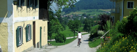 Cycling Salzkammergut Austria