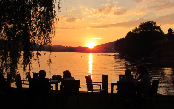 Attersee Sunset