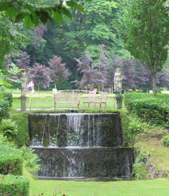Cascade Jardins D'Annevoie
