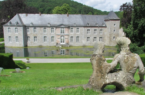 Chateau Annevoie