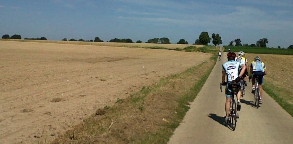 Cycle Touring Wallonia