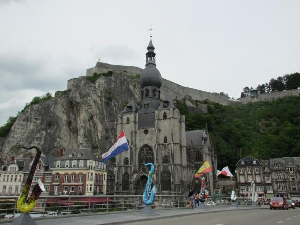 Dinant Citadelle Belgium