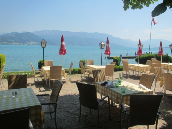 Hotel Seegasthof Oberndorfer Attersee am Attersee