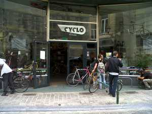 Cyclo Brussels