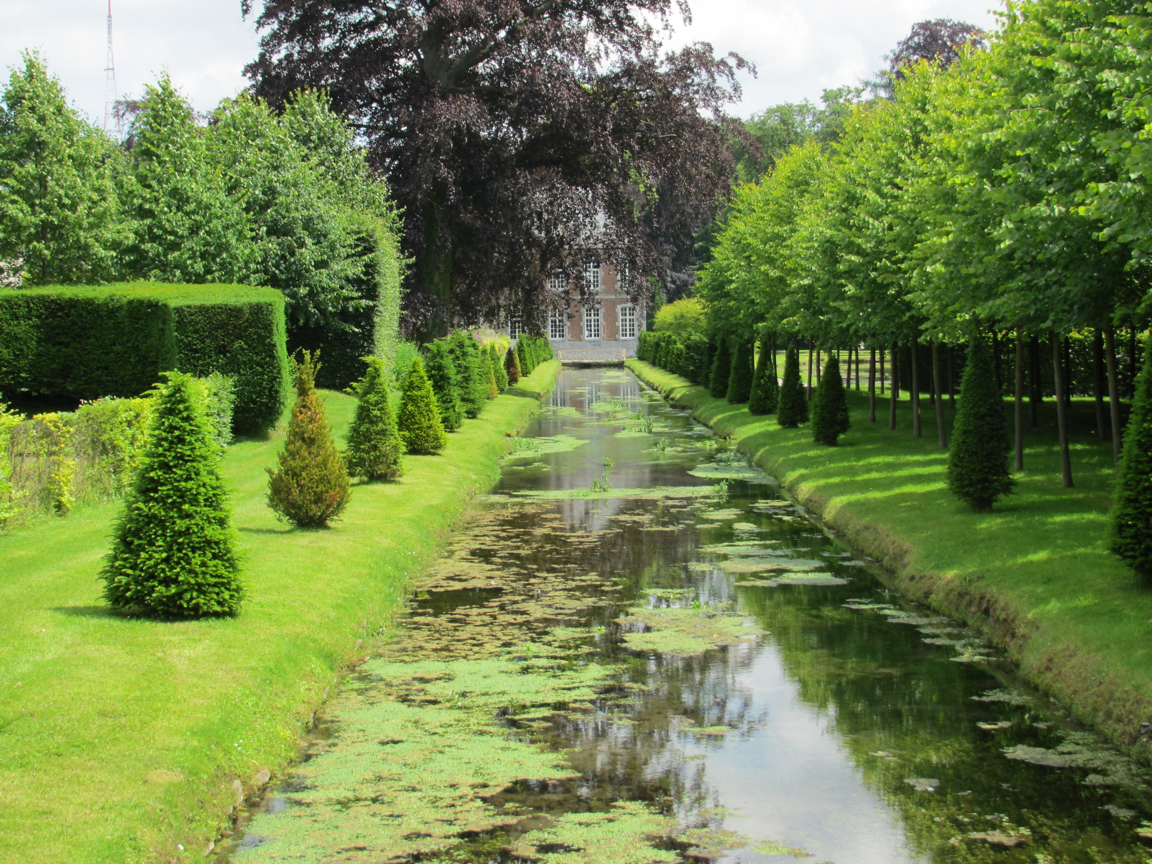 Jardins d annevoie water gardens of wallonia i do not for Jardin d annevoie 2016