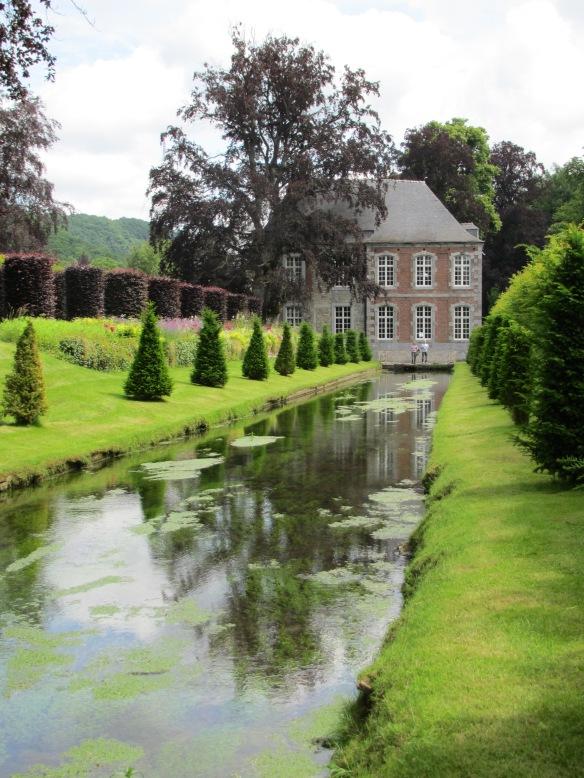 Jardins de Annevoie Canal