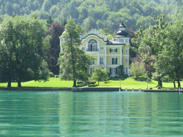 Lakeside house Attersee