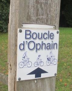 Boucle d'Ophain Braine l'Alleud Belgium