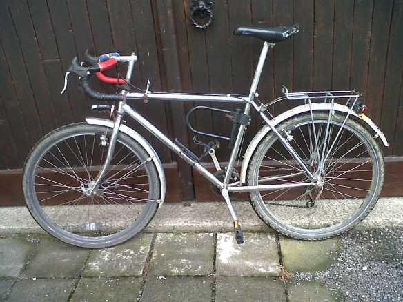 Mayne City Bike