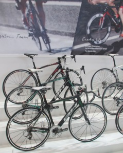 Eurobike display BH