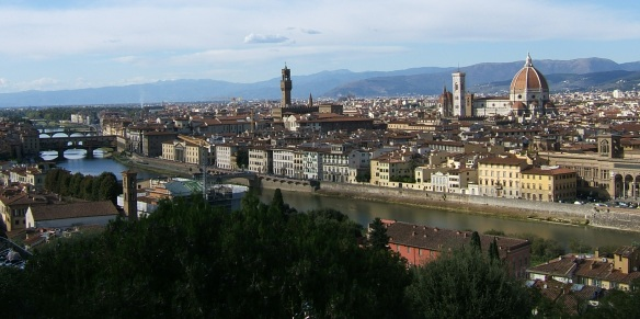 Florence cycling