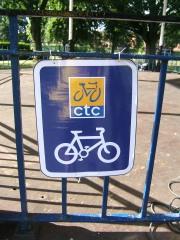 CTC Glenkiln cycle route