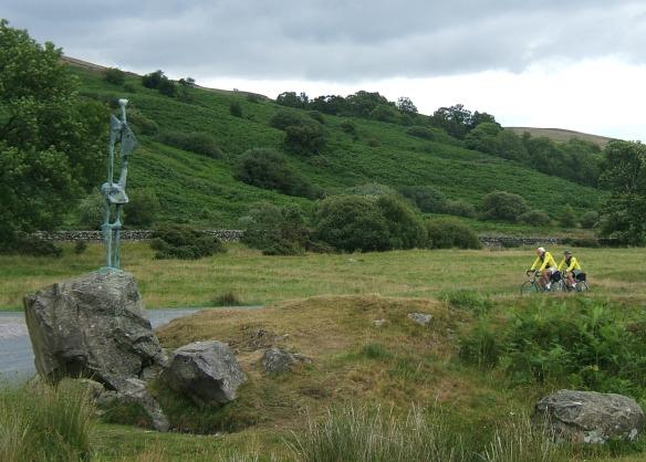 Henry Moore Standing Figure Glenkiln