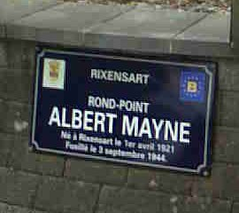Ronde Point Albert Mayne