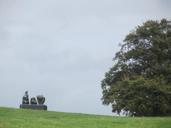 Yorkshire Sculpture Park Henry Moore